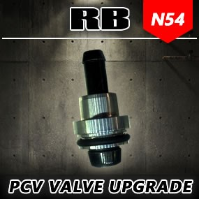 RB N54 PCV Valve Upgraded Replacement