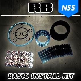 RB N55 Turbo Basic Install kit