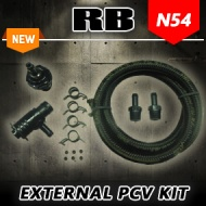 RB N54 External PCV Kit