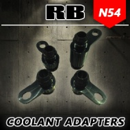 RB N54 Coolant To Block Interface Adapters