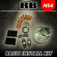 RB N54 Turbo Basic Install kit